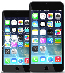 Queens IPhone Cracked Screen Repair